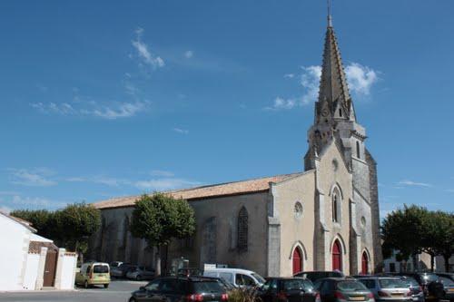 L'arrosoir Bleu Sainte-Marie-de-Ré
