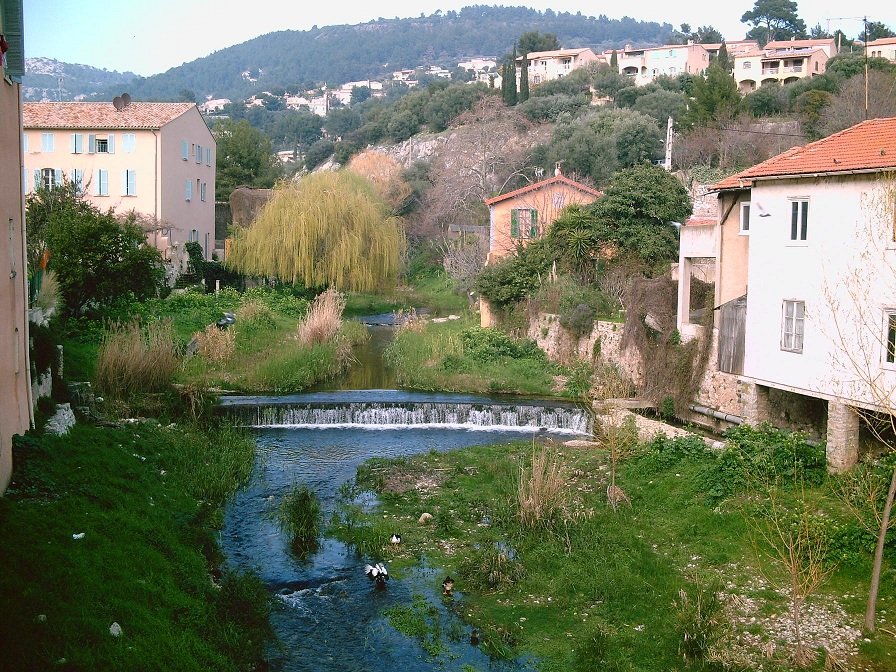 Azur Provence Paysage Ollioules