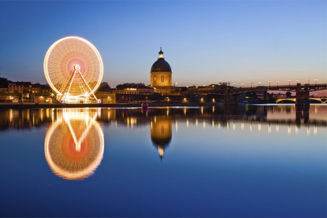 Myosotis Paysage Toulouse